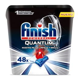 Finish Quantum Ultimate Detergente para Lavavajillas
