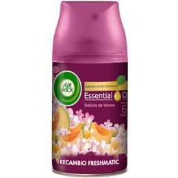 Air Wick Freshmatic Essential Oils Delicias de Verano