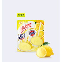 HARPIC ACTIVE FRESH HYGIENIC TOILET BLOCKS CITRUS