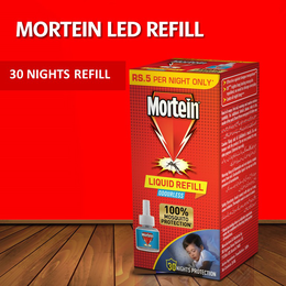 Mortein LED 30 Nights 25ML