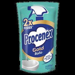 Limpiador Líquido Baño Repuesto Procenex 820 ml