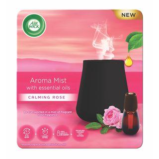 Aroma vaporizér + náplň - Svůdná vůně růže
