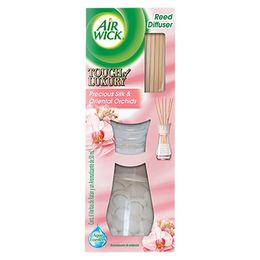 AIR WICK® REEDS SEDA & ORQUÍDEAS 50mL