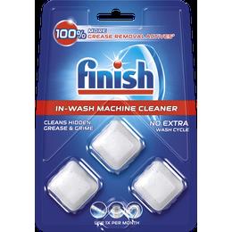 Finish In-Wash Machine Cleaner