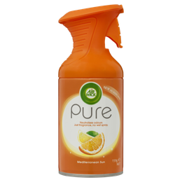 Air Wick Pure Air Freshener Spray Meditarranean Sun 159g