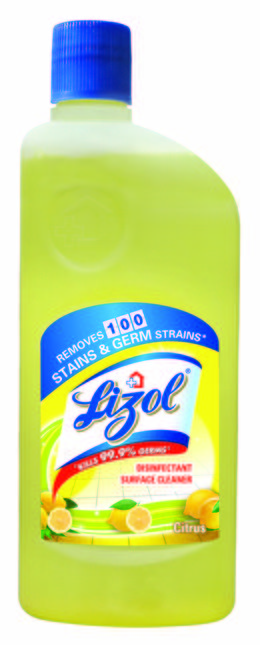 Lizol Surface Cleaner Citrus