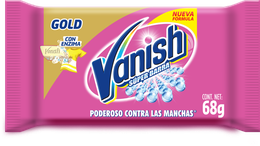 Vanish Súper Barra Gold