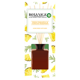 Botanica by Air Wick Reeds Fresh Pineapple & Tunisian Rosemary 80ml