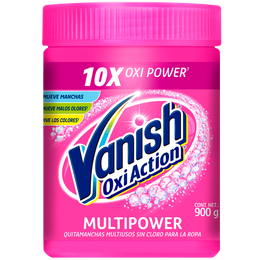 Vanish® OxiAction® Multipower