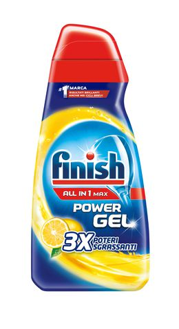 Finish Powergel All in 1 MAX 3X Poteri Sgrassanti