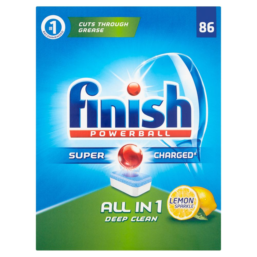0a2a9a44bdb7 Get All in One Lemon Dishwasher Tabs - Powerful Clean Everytime with ...