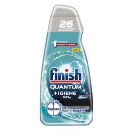 Finish Quantum +Igiene Gel raccomandato da Napisan Fresh