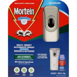 Mortein Odourless Auto Insect Control System