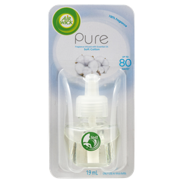 Air Wick Pure Plug In Soft Cotton Single Refill