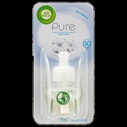 Air Wick Pure Plug In Soft Cotton Single Refill