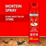 Mortein, PK, Flying Insect Killer 375ML Aerosol