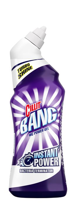 Cillit Bang Power Cleaner Lika & WC*
