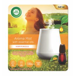 Aroma vaporizér + náplň - Šťastné chvilky