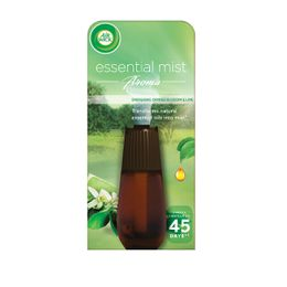 Air Wick Air Freshener Essential Mist Refill Energising Orange Blossom & Lime 20ml