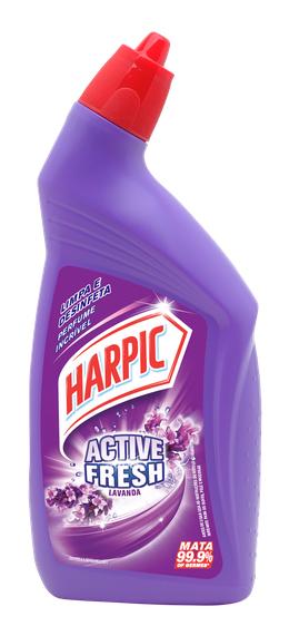 Harpic Líquido Active Fresh Lavanda - 500ml