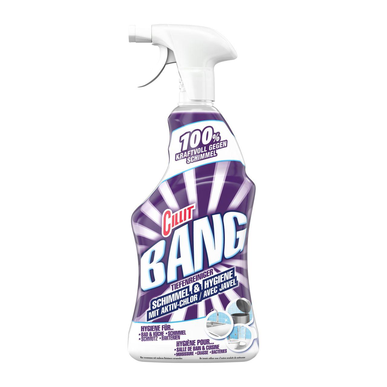 Cillit Bang Schimmel Hygiene 750 Ml