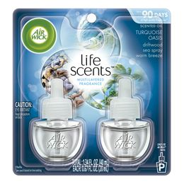 Life Scents® Turquoise Oasis Scented Oil