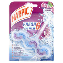Harpic Power Fresh 6 Lavander