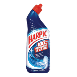 Harpic 100% Removedor de Sarro 750ml.