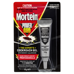 Mortein PowerGard Cockroach Gel