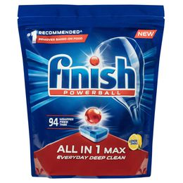 Finish All in One Max